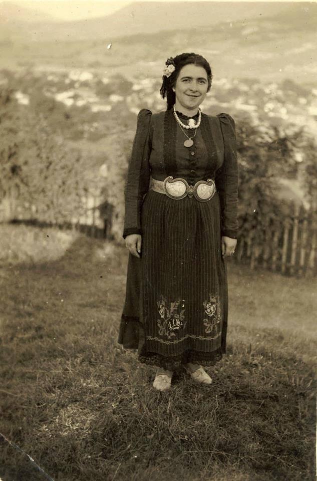 Етрополска носия - 1939 г.