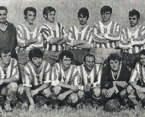"""Футболен отбор """"Вихър"""" - с. Лопян"""