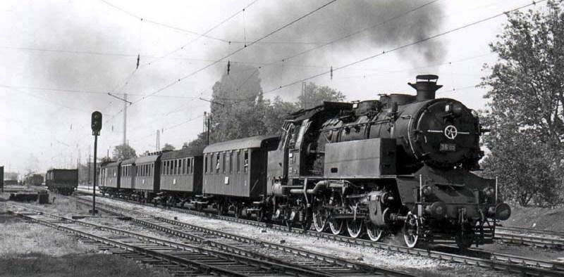 Опити за прокарване на ЖП линия през Етрополе