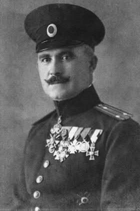 Генерал-Майор Иван Павлов Кючуков