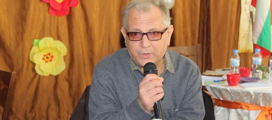 Марин Кубетски