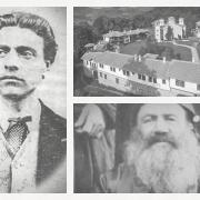 Васил Левски в Етрополския манастир