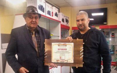 """Сдружение """"За Етрополе"""" връчи наградата на приза """"Етрополец на Годината"""" 2020 година"""