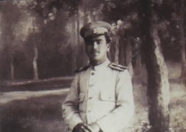 Поручик Георги Василев