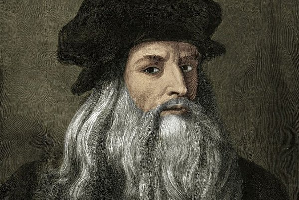 Леонардо, изобретателят