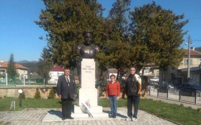 Почетохме генерала от пехотата Павел Христов