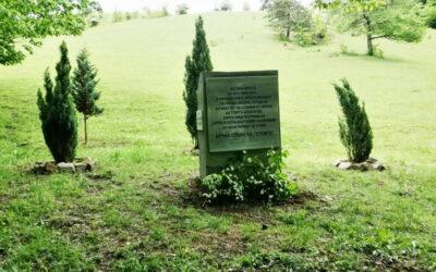 ДОБРО ДЕЛО: Реновирана е плочата на загиналите четници от четата на Георги Бенковски
