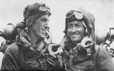 На 29 май 1953 е изкачен връх Еверест за първи път