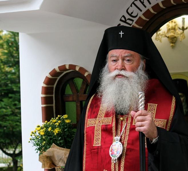 """Митрополит Гавраиил в църква """"Свети Георги"""" в Етрополе на 06.05.2021г.  от 8:00ч."""