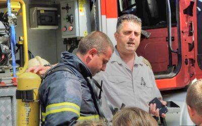 """Предстои традиционното провеждане на """"Седмицата на пожарната безопасност"""" от 13 до 17 септември 2021 г. и честването на Празника на огнеборците """"14-ти септември"""""""